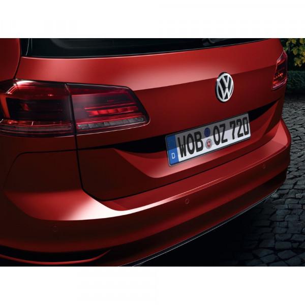 Ladekantenschutz Original VW Golf Sportsvan Schutzfolie transparent Lackschutzfolie 510061197B
