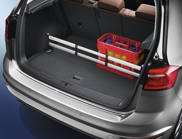 Kofferraum Steckmodul VW Passat Golf Tiguan Variant Alltrack Original Einsatz Zubehör