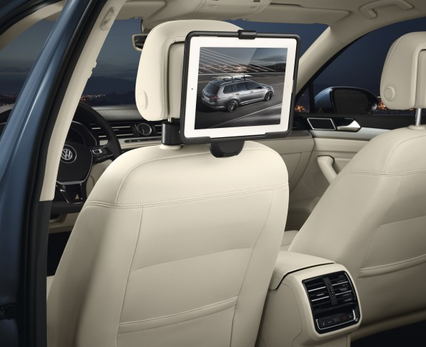 Halter für Apple iPad VW Original Reise & Komfort System 000061125A