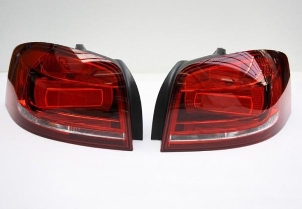 Rückleuchten Audi A3 8P Facelift, Original Rücklichter