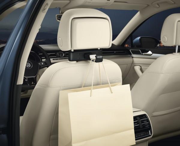 Haken für Kopfstütze VW Original Reise & Komfort System 000061126B