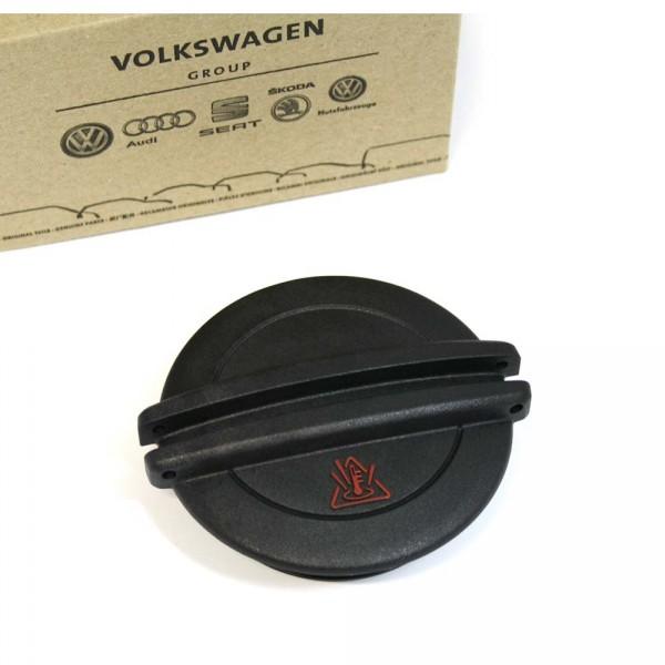 Verschlussdeckel für Ausgleichsbehälter Original VW Audi Deckel schwarz Kühlmittel