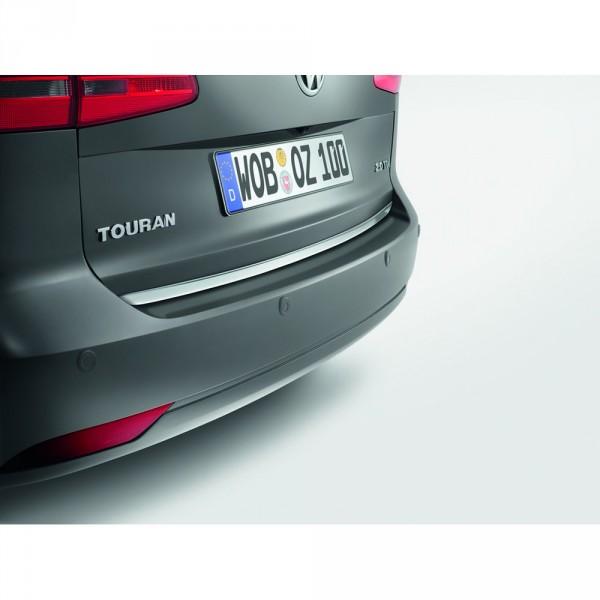 Original VW Touran 1T chrom Schutzleiste Heckklappe Chromleiste hinten