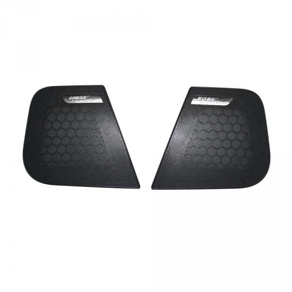 Audi A6 S6 RS6 4F Bose Lautsprecher Blenden Set hinten Original Interieur Tuning Blenden