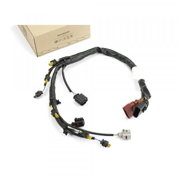 Original Audi RS3 RSQ3 TTRS Leitungssatz für Einspritzventile 07K971082