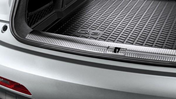 Ladekantenschutz Folie transparent Original Audi Q3 Kofferraum Ladekante Schutzfolie