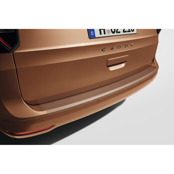 Original VW Caddy 5 Ladekantenschutz Stoßfänger Schutzfolie transparent 2K8061197