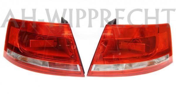 Adapter Rückleuchten Heckleuchten für Audi A4 B6 Cabrio = A4 B7 Cabrio FACELIFT