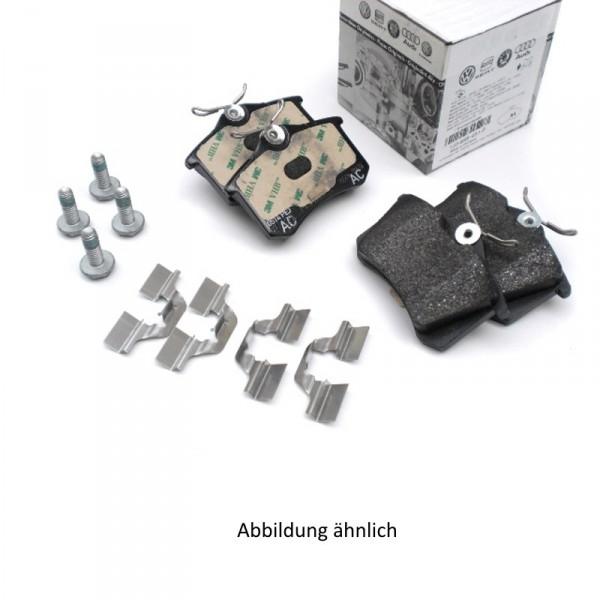 Original Audi Bremsbeläge hinten (A4 A5 Q5) Scheibenbremse 8K0698451B