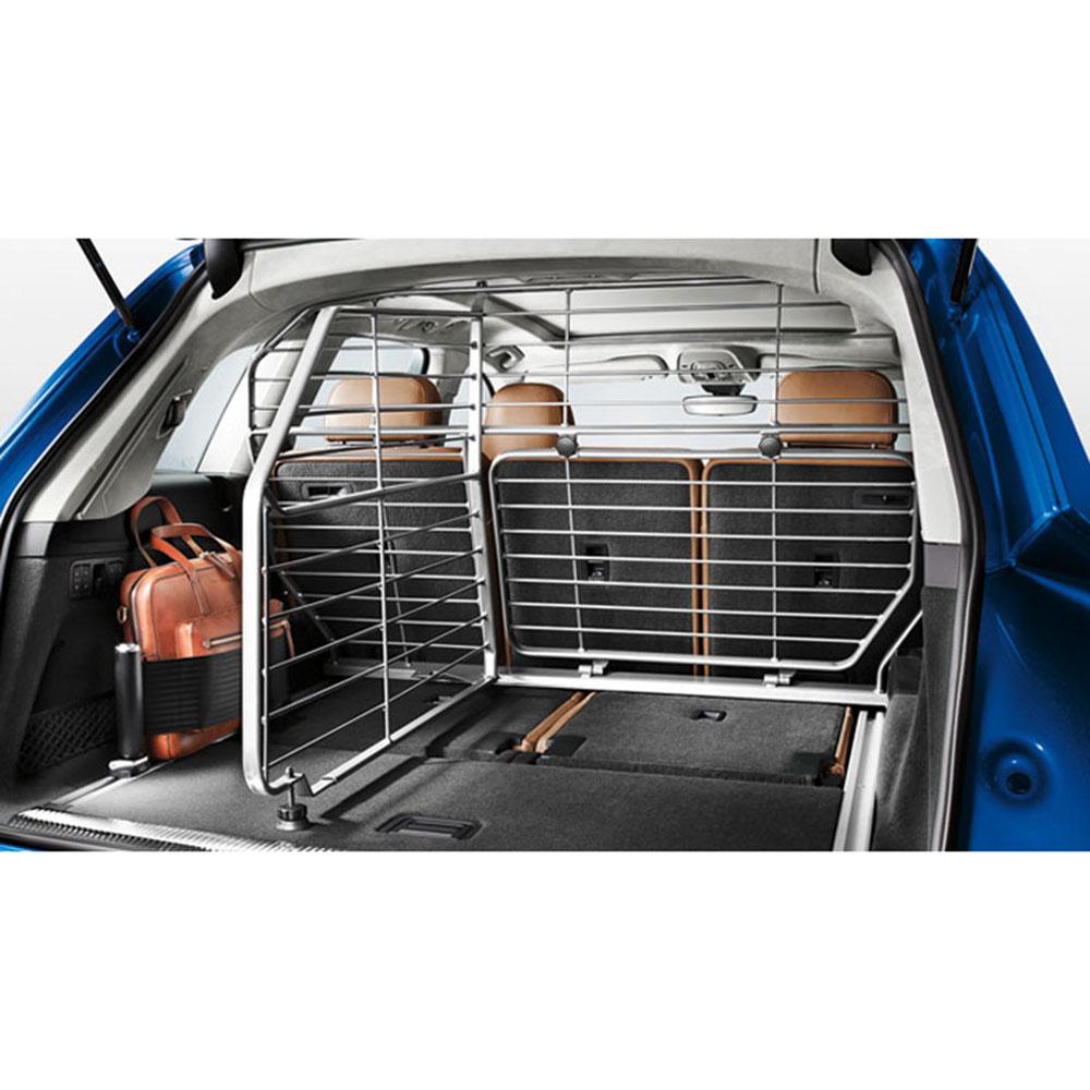 Drahtgitter Gerade Kofferraum Hundegitter Passend für Volkswagen Tiguan