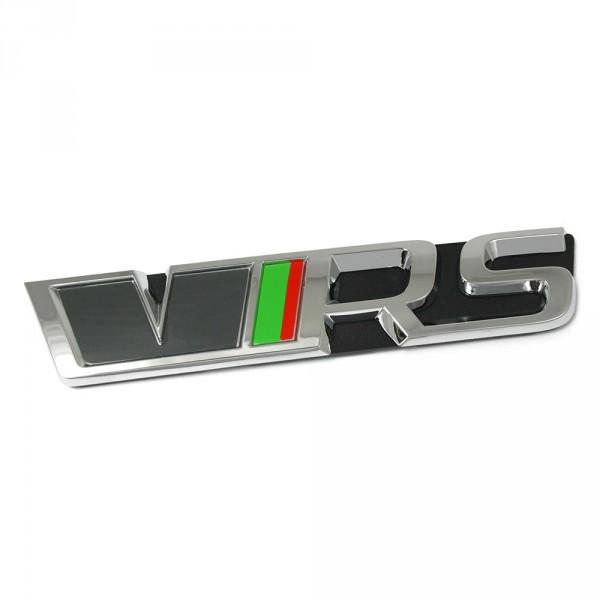Original Skoda Octavia RS (5E) Schriftzug vorne Tuning Emblem Logo