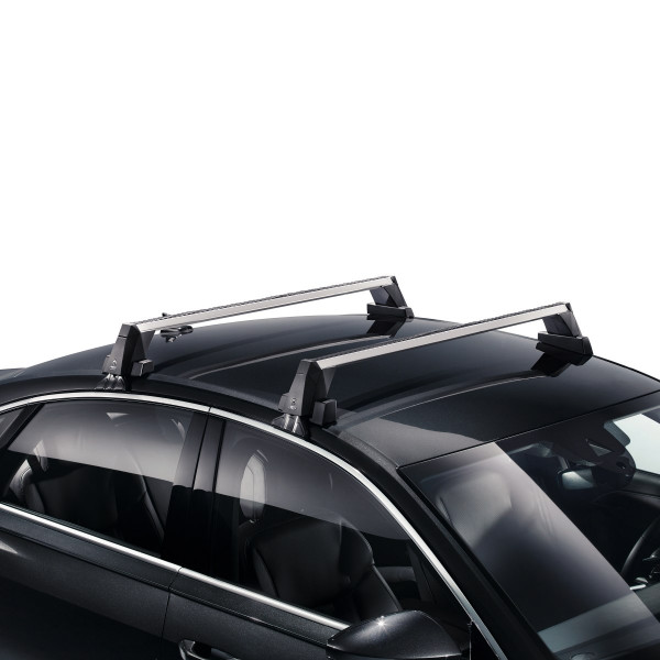 Original Audi A6 Limousine Grundträger Dachträger Tragstäbe Dachgepäck Träger 4K5071126A