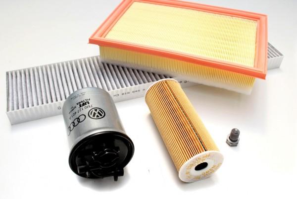Inspektionspaket Sharan 1.9 TDI (115 PS) Original VW Service Filter