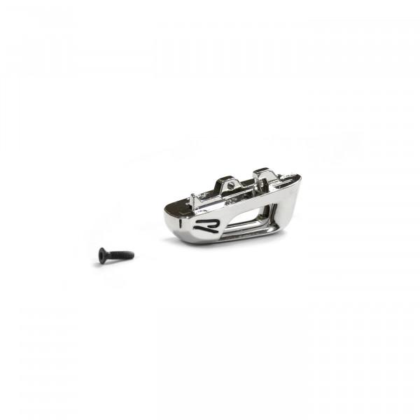 Original VW Kappe R Hauptschlüssel verchromt Schlüsselkappe Autoschlüssel