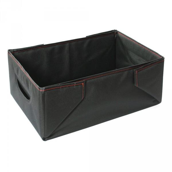 Original Seat Faltbox Tasche Box 32 Liter Transport Kofferraum Faltschachtel schwarz