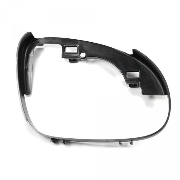 Original VW Blende rechts innen für Außenspiegel Halter Spiegelglas satinschwarz