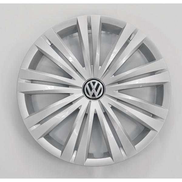 Original VW Sharan (7N) Radzierkappe 16 Zoll Radzierblende Stahlfelge 7N0601147AVZN