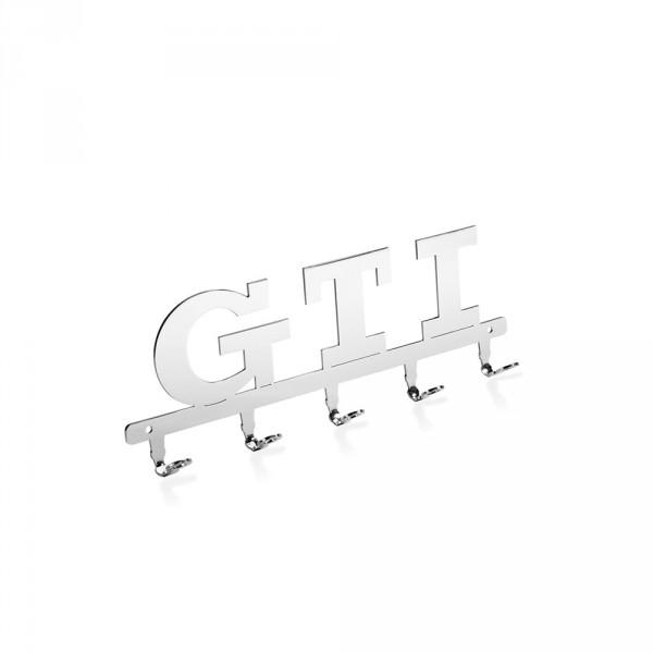 Original VW GTI Schlüsselhalter Schlüsselbrett chrom