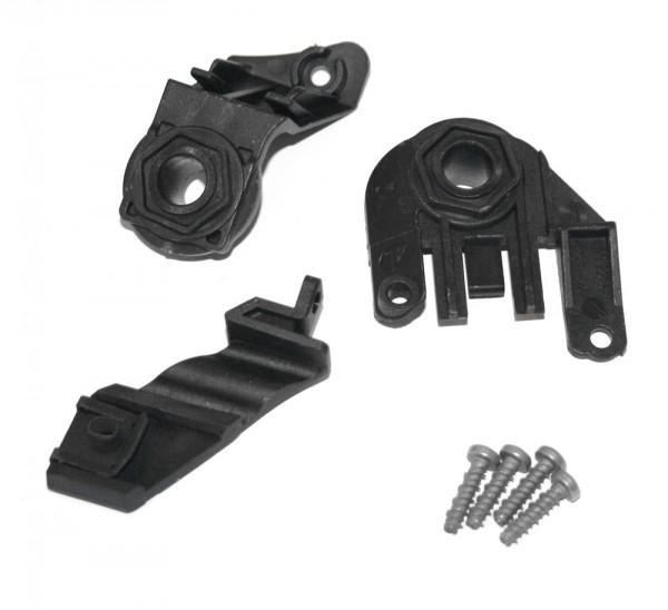 Reparatursatz für Scheinwerfergehäuse links Original VW Golf 5 / Jetta Halterung 1K0998225