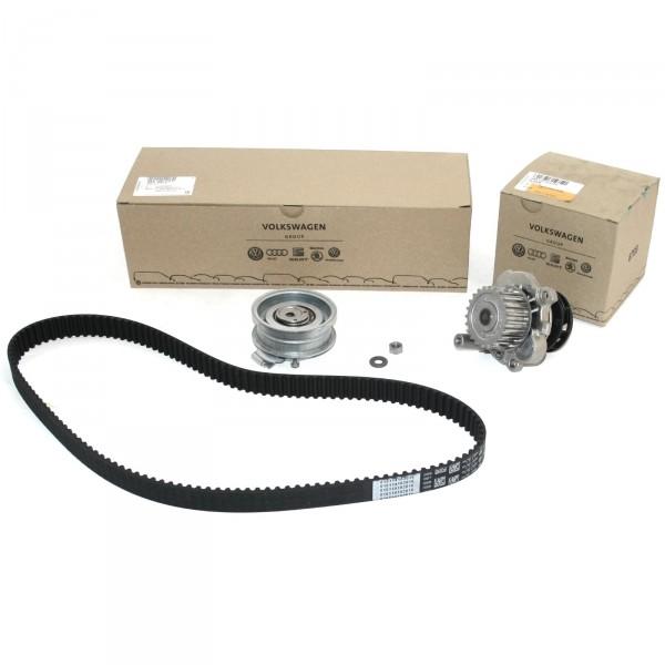 Zahnriemensatz Wasserpumpe 2.0 Benzin (115 PS) Original VW Zahnriemenwechsel 06A198119D