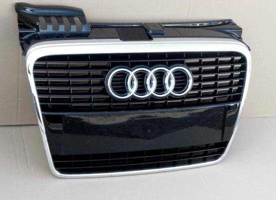 Kühlergrill Audi A4 Grill schwarz (Audi A4)