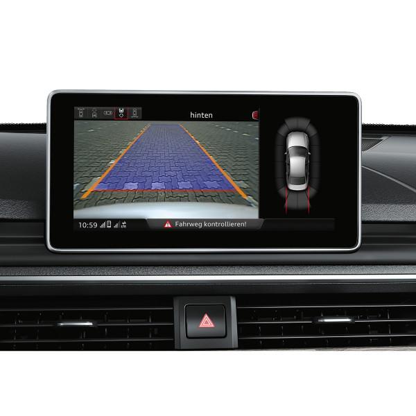 Original Audi A4 (B9 8W) Avant Rückfahrkamera Nachrüstung Kamera Einparkhilfe 8W9054634A