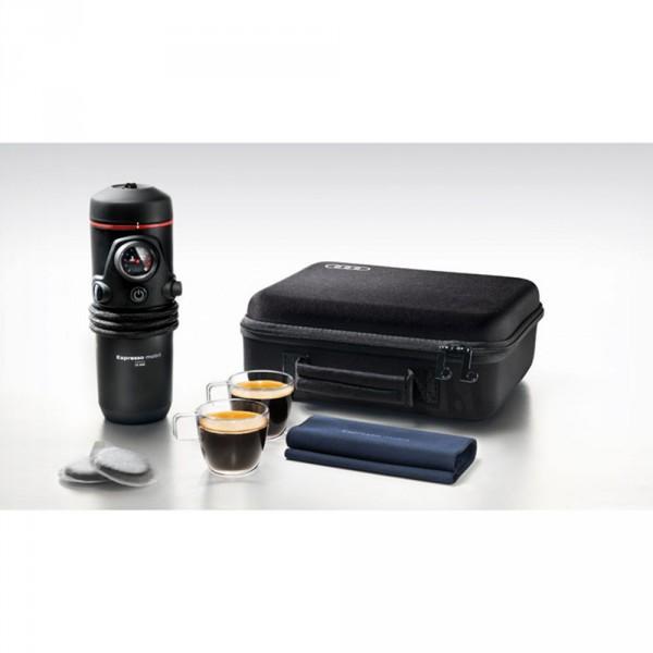 Original Audi Espresso mobil Kaffeemaschine Accessoires Espressomaschine