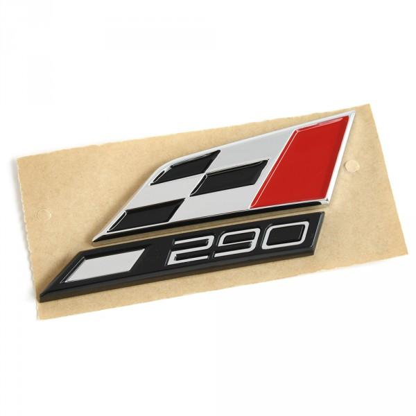 Original Seat Leon (5F) Cupra 290 Schriftzug hinten Heckklappe Tuning Emblem