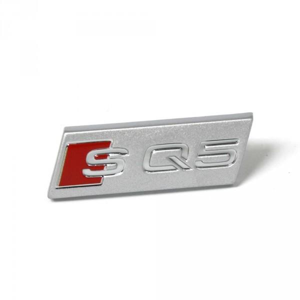 Original Audi SQ5 Plakette Interieur Sportlenkrad Clip Multifunktionslenkrad Emblem