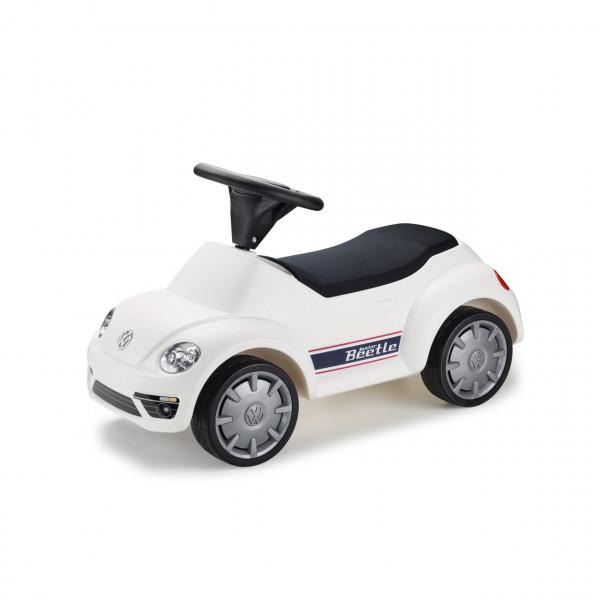 Kinderfahrzeug Junior Beetle Original VW Bobby Car Spielauto weiß 5DA087510