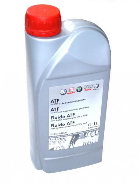 ATF Fluid 5-Gang-Automatik Getriebeöl Original VW / Audi Öl 1 Ltr. Flasche G052990A2