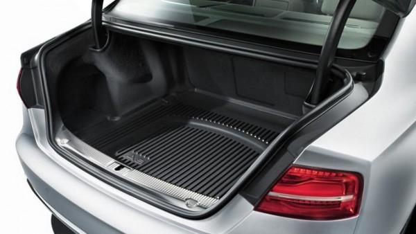 Gepäckraumschale Original Audi A8 4H Kofferraum Schale Anthrazit ab MJ2014