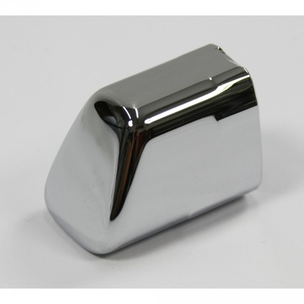Original Skoda Seat chrom Druckknopf Handbremshebel Knopf Handbremse