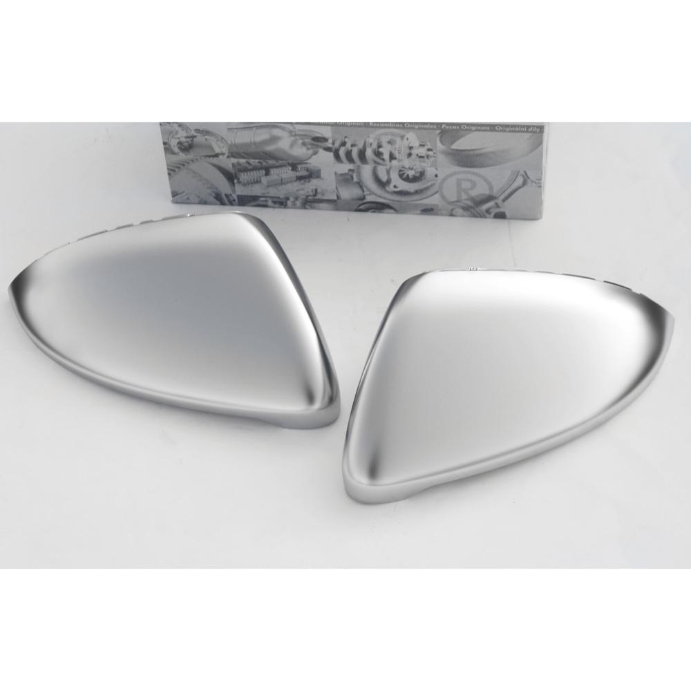 vw golf 7 r spiegelkappen set alu matt blende original. Black Bedroom Furniture Sets. Home Design Ideas