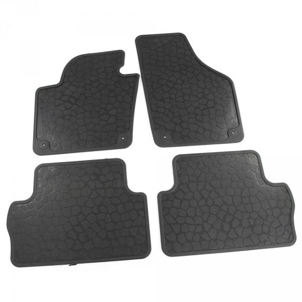 Audi Gummifussmatten Q2 vorn hinten Satz Set Allwettermatten Fußmatten
