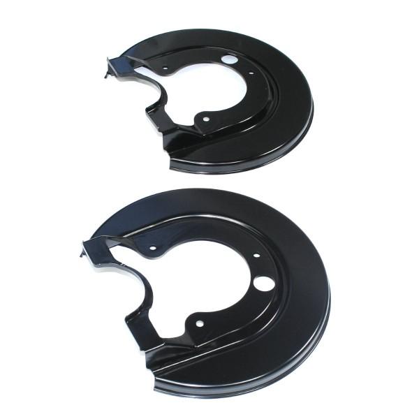 Bremsenblech Deckblech Bremsscheiben Original VW Bremsen Hinterachse 1J0615611C 1J0615612C