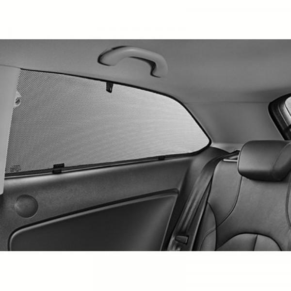 Original Seat Leon III (5F) 5P Sonnenschutz für Seitenfenster Sonnenrollos Türen hinten 2-teilig