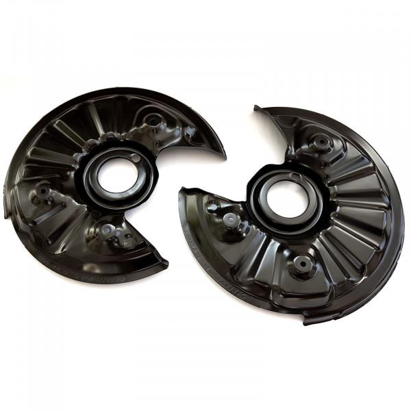 Original VW Bremsenblech Deckblech Bremsscheiben Bremsen Hinterachse 3Q0615611B 3Q0615612B