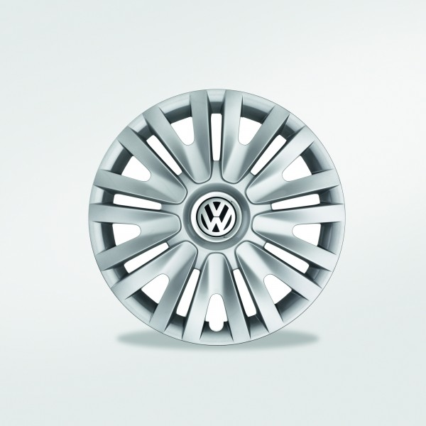 Original Volkswagen 15 Zoll Radkappen 4x Satz VW Golf Jetta Caddy Touran
