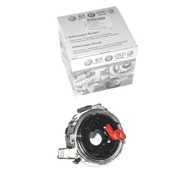 Lenkwinkelsensor Rückstellring Schleifring Original Audi A4 A6 Q7 Lenkstock 4E0953541B