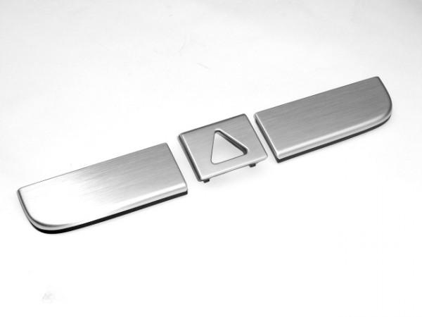 Aluminium Dekor Blenden Ablagefach (Passat 3C)