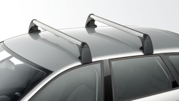 Grundträger-Satz Original Audi A3 / S3 / RS3 Träger Silber Zubehör Sportback