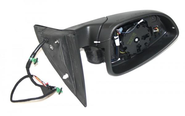 Außenspiegelgehäuse links Original VW CC Außenspiegel Satinschwarz 3C8857507BG9B9
