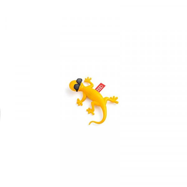 Original Audi Duftgecko gelb Sonnenbrille tropische Früchte Lufterfrischer 000087009AR
