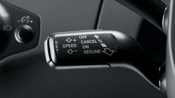Geschwindigkeitsregelanlage Nachrüstung Original Audi A6 RS6 4F Tempomat