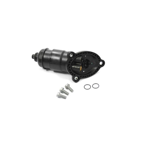 Original Audi ATF Multitronic Hydraulik Getriebe Ölfilter Getriebeölwechsel 0AW301516H