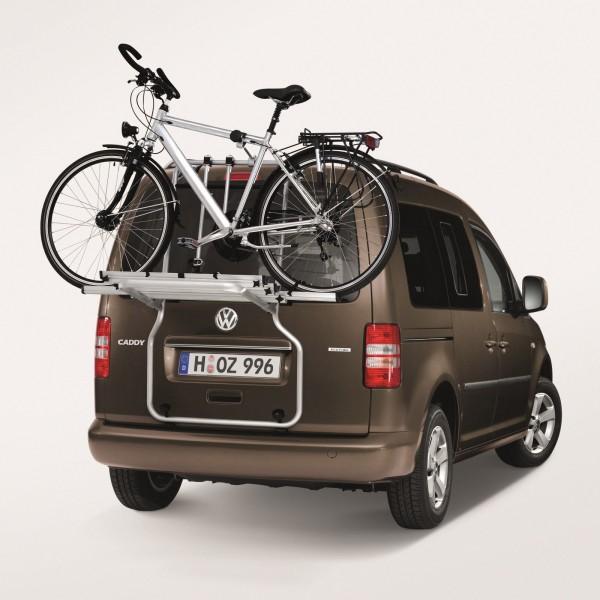 hecktr ger fahrradtr ger original vw caddy heckklappe 3x. Black Bedroom Furniture Sets. Home Design Ideas