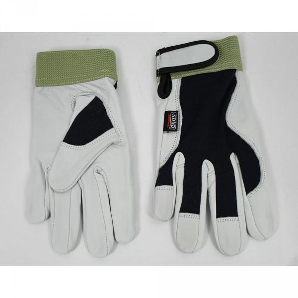 Montage Handschuhe aus Nappaleder Schutz Sicherheit Arbeitshandschuhe