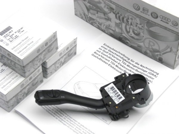 GRA Tempomat Hebel VW Eos Anschluss Kabelbaum SET für VW Scirocco 3 III