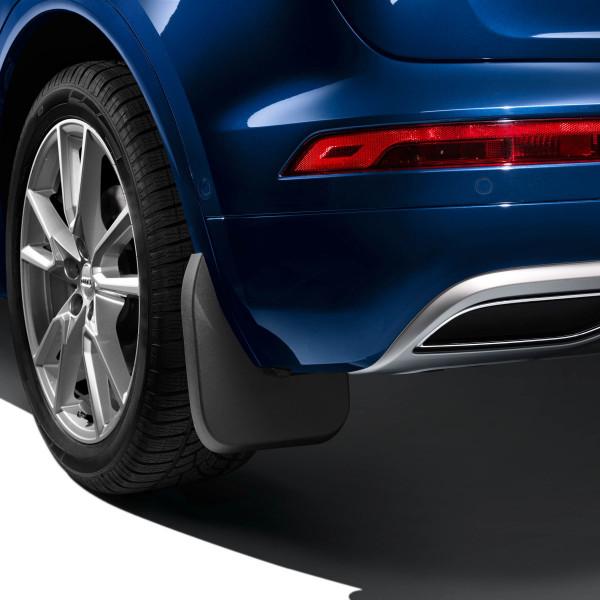 Original Audi A6 Schmutzfänger hinten (nur Allroad Quattro) Karosserieschutz 4K9075101A